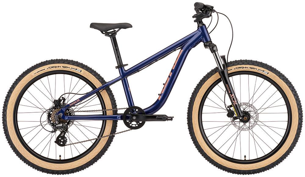 Kona Honzo 24 2022 Blue