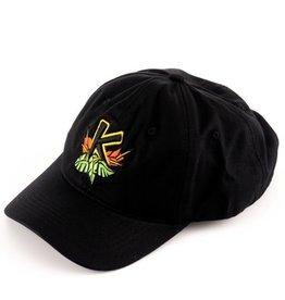 Kona K-Nine Hat - Black Twill