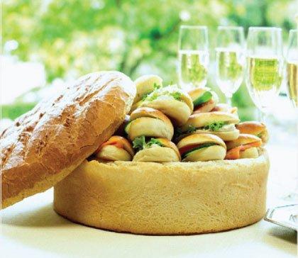 Verrassingsbrood de Luxe