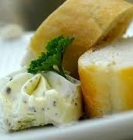 Stokbrood en kruidenboter (p.p.)