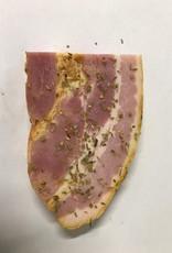 BBQ - Gemarineerd spek 60g