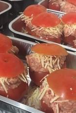 Opgevulde tomaat 2 stuks