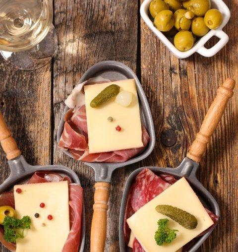 Raclette (€ p.p.)