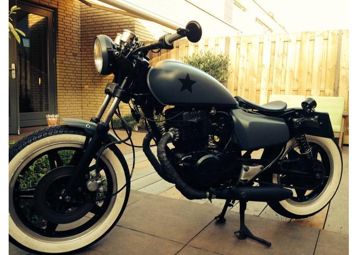 Bar End Spiegels : Set zwarte bar end cafe racer spiegels u motozorg webstore