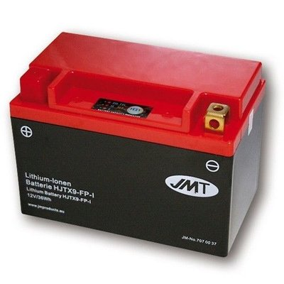 Battery Lithium JMT YTX9-BS