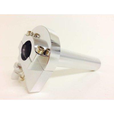 """CNC Aluminium Twistgrip 7/8"""" or 22mm"""