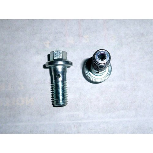Single Brake Line Banjo Bolt M10 x 1.25