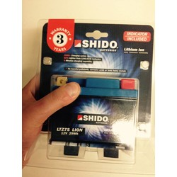 Shido YTZ7-S Lithium Ion battery