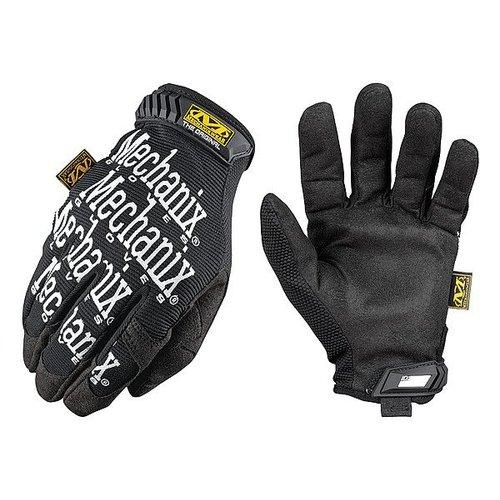Mechanix Work Gloves - Black/White