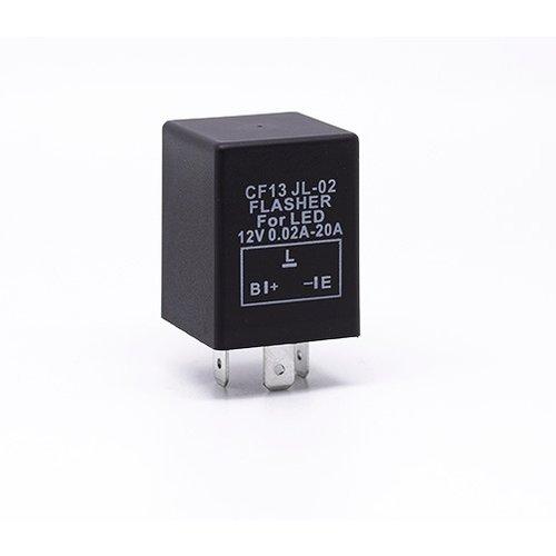 Knipperlicht LED Relais CF13 JL-02