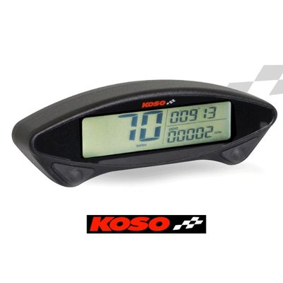 KOSO Digitaler Tachometer, DB EX-02