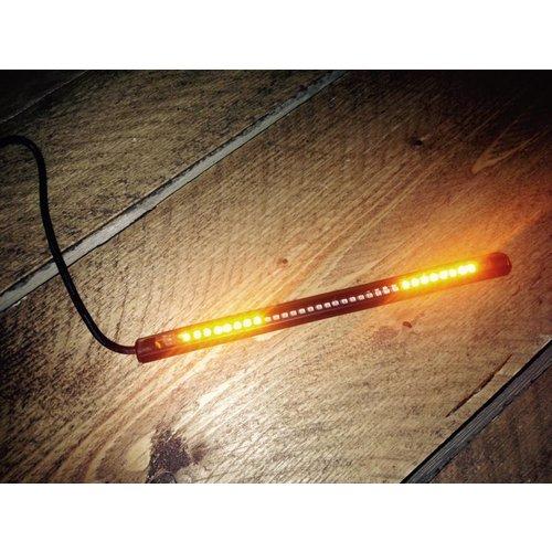 100% Buigbare LED Strip met 3 secties