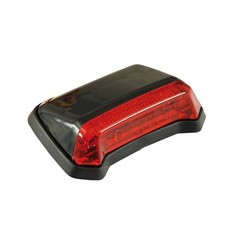 LED-taillight, rear fender mounting