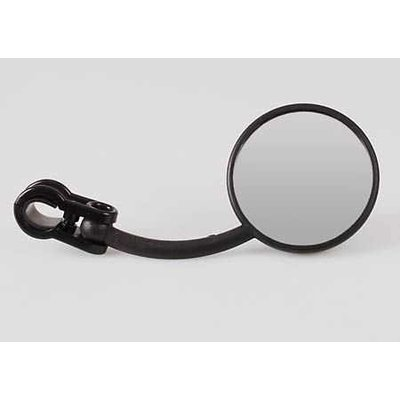 Moto-X handlebar Mirror RIGHT Black