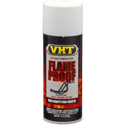 VHT Engine Primer Mat Wit Flameproof