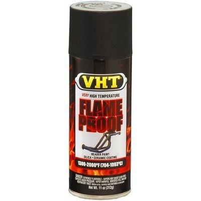 VHT VHT GSP102 Auspuff- und Krümmerlack schwarz matt bis 1093°C