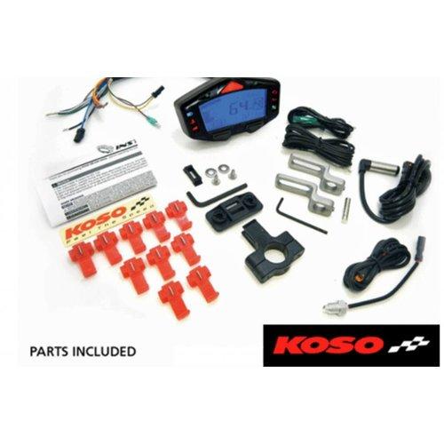 KOSO DB03-R Digitale Multifunctionele Cockpit