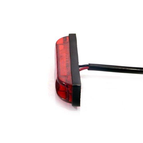 "Tail Light LED Stripe Red 4"""