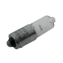 HY21W bulb, short, 12V 21W, BAY 9S