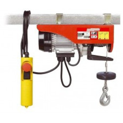 MANNESMANN ELECTRIC HOIST 125/250 KG
