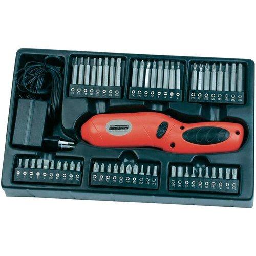 Mannesmann Mannesmann Tool box 155 pcs