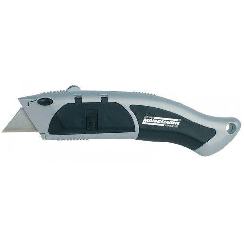 Mannesmann Mannesmann Extendable Knife with charger