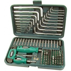 MANNESMANN BIT SET 139 PCS