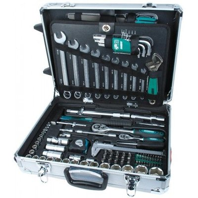 Mannesmann Tool Trolley (159 Pieces)
