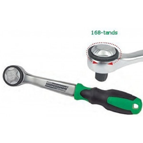 "Mannesmann Ratchet 1/2 ""Connection (168-Tooth)"