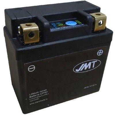 JMT LFP01 Lithium accu met 120CCA
