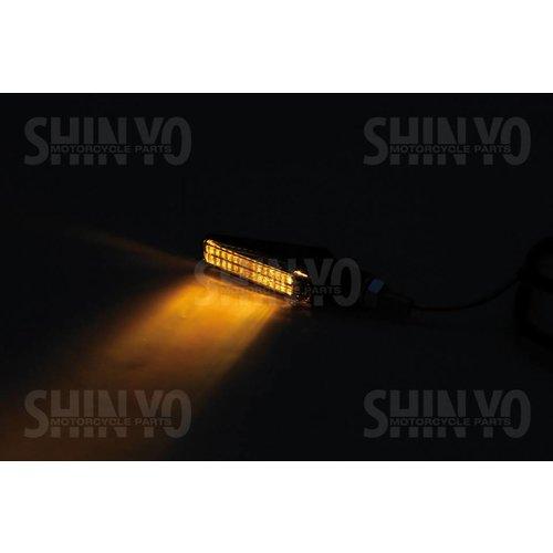 Shin Yo LED Knipperlichten Fineline Smoke