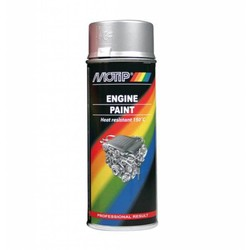 Engine Paint Zwart 400ML