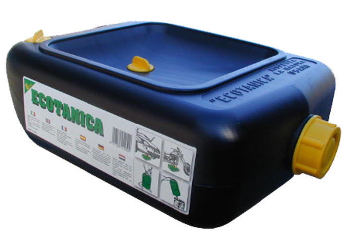 Oil Catchcan & Jerrycan 10 Liter
