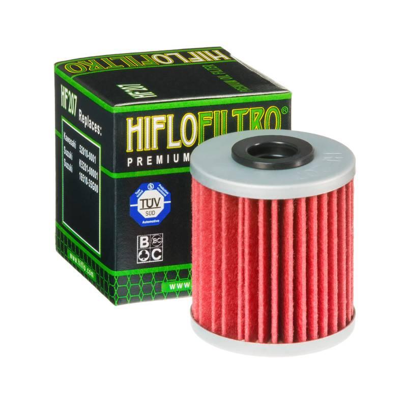 Hiflofiltro HF611 Premium Oil Filter