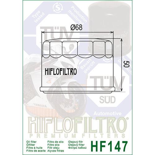 Hiflo HF147 Oliefilter