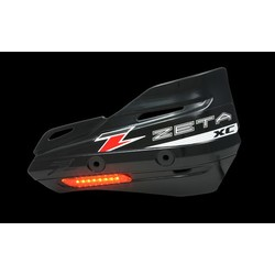 Armor-Guard XC Handshields with Indicators - Black