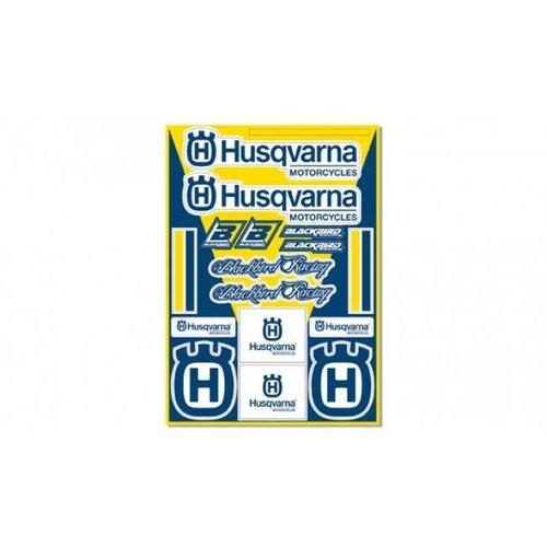 Decal Kit Husqvarna