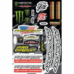 Decal Kit Universal