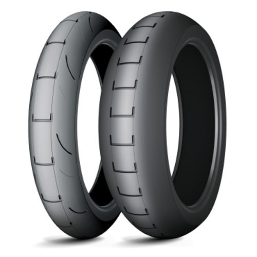 Michelin Power Supermoto 120/80 R16 TL