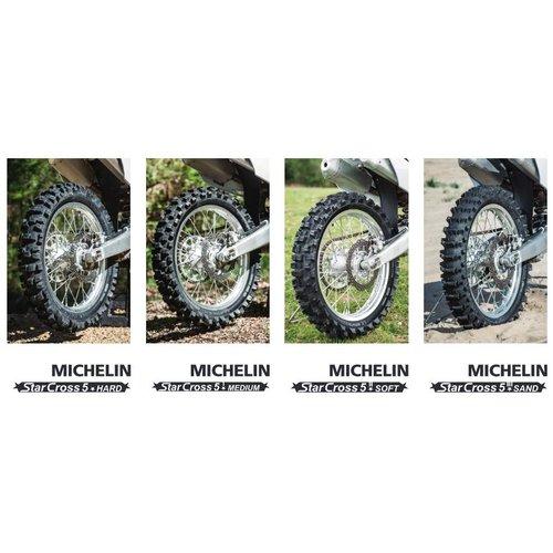 Michelin Starcross 5 120/80 -19 TT 63 M Medium