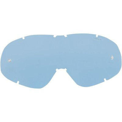 Moose Racing Replacement Lens Qualifier Blue