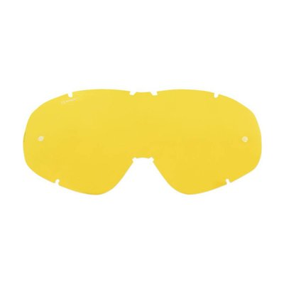 Moose Racing Replacement Lens Qualifier Yellow