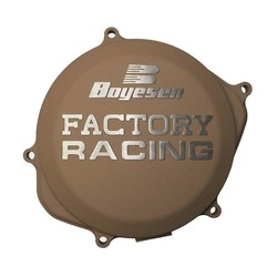 Boyesen Clutch Cover CRF450R 09-15 Magnesium Color