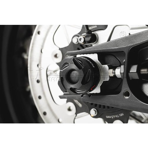 SW-Motech SW-MOTECH Rear axle slider kit for KTM