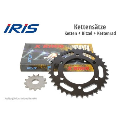 iRiS Kettingset KTM 950 / 990 Adventure