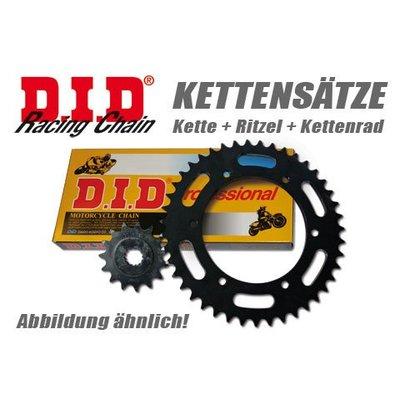 D.I.D ZVMX Kettingset KTM 620 SC / SX 640 LC4 SM