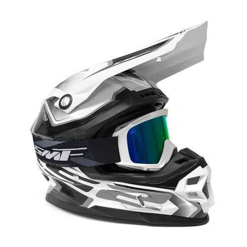 SMF Mariener Moto White | Ocean Supermofools Edition 2017/2018
