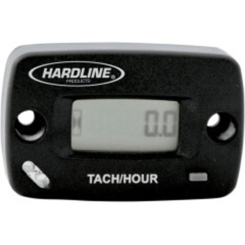 Hardline Tachometer/ Hour With Logbook