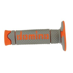Full Grip Handles Orange/Grey