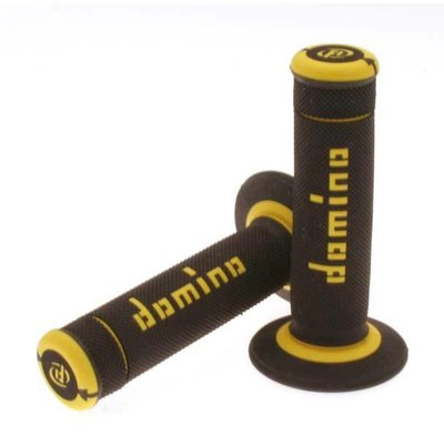 Domino Off-Road X-treme grip handle Black/Yellow